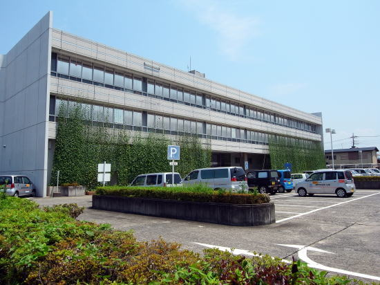 NTT東日本|山梨支店青沼ビル